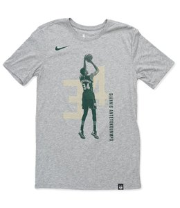 NIKE MILWAUKEE BUCKS GIANNIS JUMPSHOT TEE
