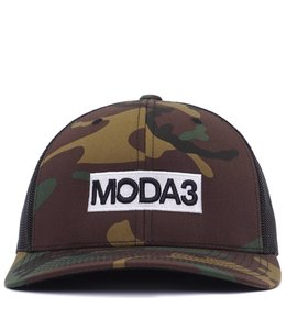 MODA3 BOX LOGO LOW PRO HAT