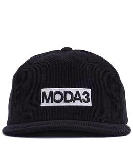 MODA3 BOX LOGO CORDUROY HAT