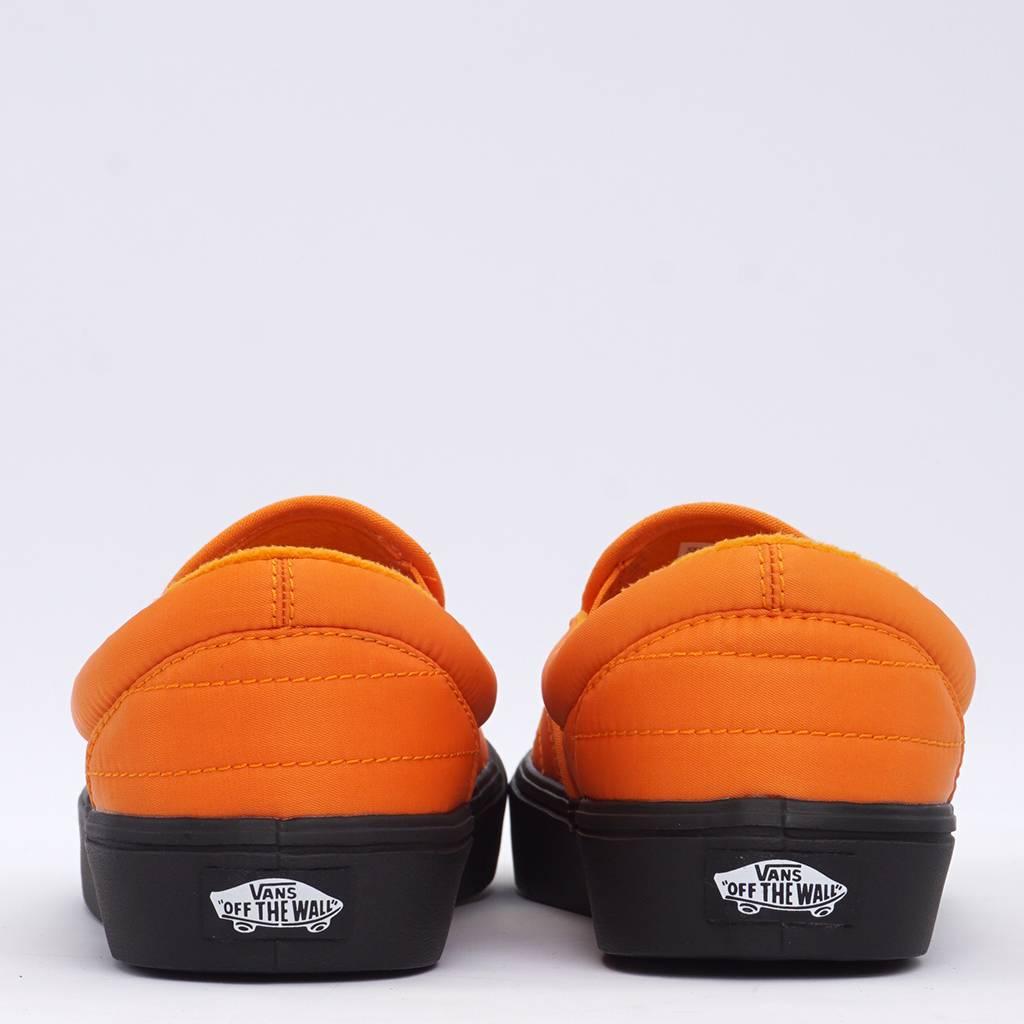 52c4c93744a5 Vans Slip-on Lite Quilted Shoes - Russet Orange Black