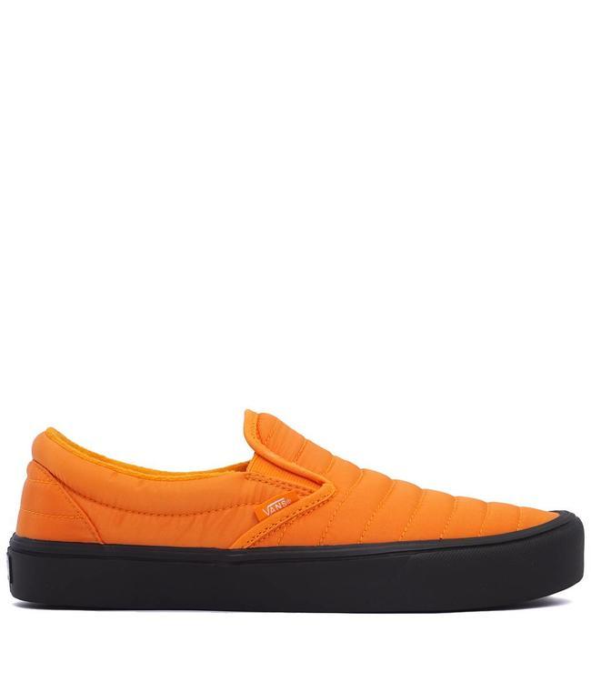 d2636dc659 Vans Slip-on Lite Quilted Shoes - Russet Orange Black