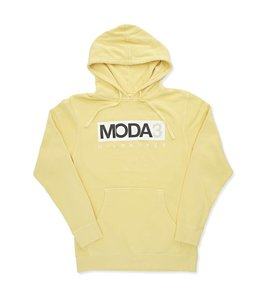 MODA3 BOX LOGO MIDWEIGHT PULLOVER HOODIE
