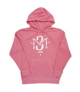 MODA3 M3 LOGO MIDWEIGHT PULLOVER HOODIE