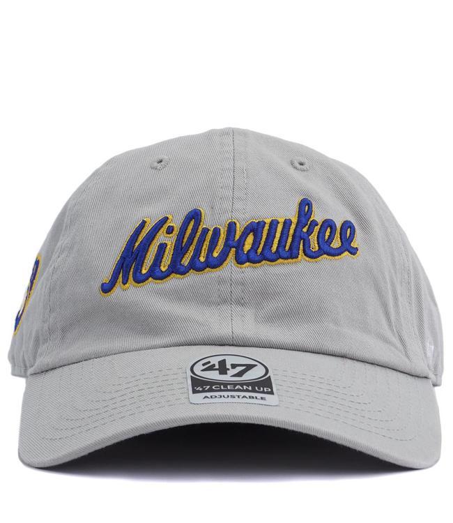 '47 BRAND Brewers Moda3 80's Script Hat
