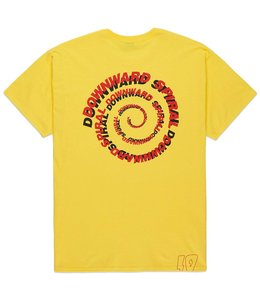 10.DEEP DOWNWARD SPIRAL TEE