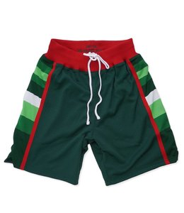 MITCHELL AND NESS BUCKS 1983-84 ROAD AUTHENTIC SHORTS