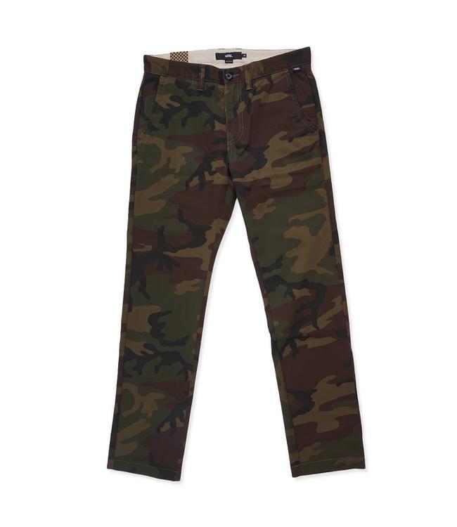 bca9396275 Vans Authentic Chino Stretch Pants - Camo