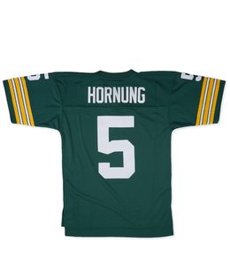 MITCHELL AND NESS PACKERS PAUL HORNUNG 1966 JERSEY
