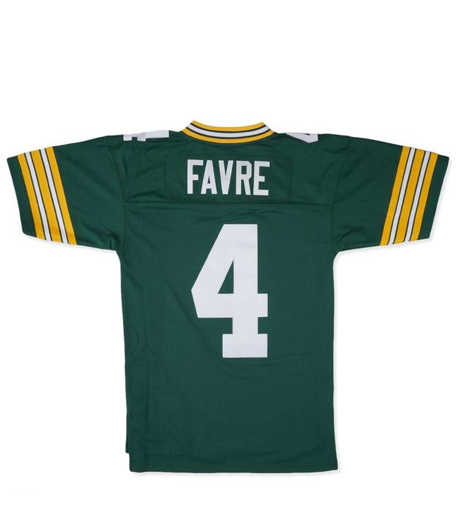 MITCHELL AND NESS Packers Brett Favre 1996 Jersey