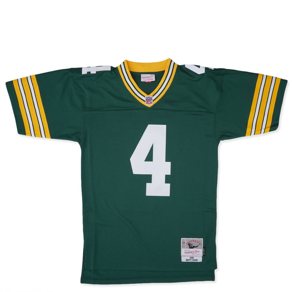 buy popular cb040 f54a7 Packers Brett Favre 1996 Jersey
