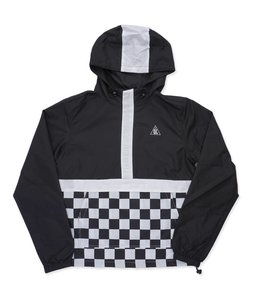 THE QUIET LIFE CITY LIMITS CHECKER PULLOVER
