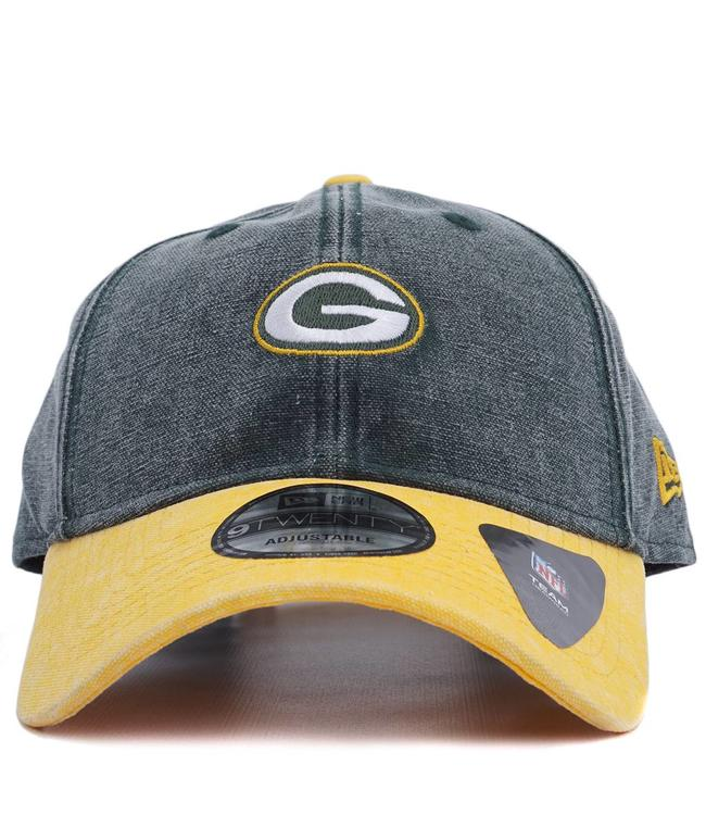 NEW ERA Packers Rugged Dad Hat