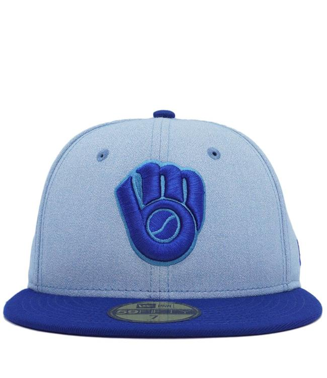 NEW ERA Brewers Father's Day '18 Fitted Hat
