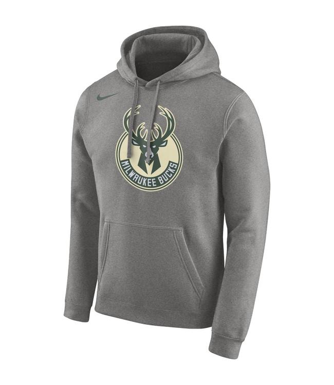 NIKE Bucks Logo Essential Hoodie
