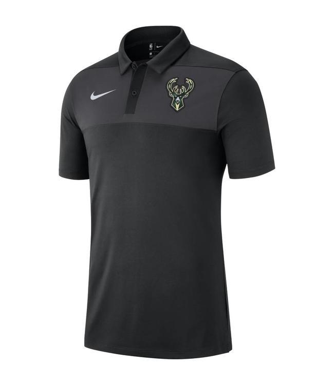 NIKE Bucks Statement Polo Shirt