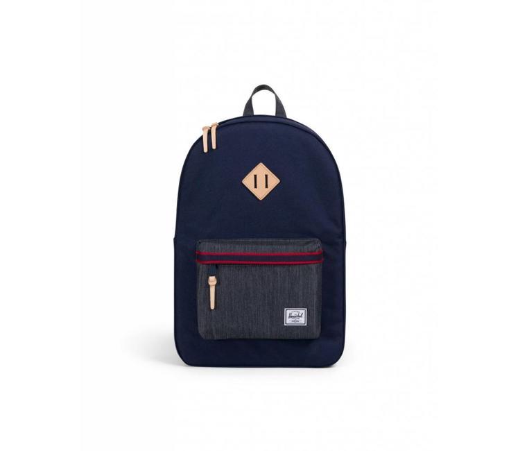 4e0d1e1630 Herschel Supply Co. Heritage Backpack - Peacoat Dark Denim - Offset  Collection
