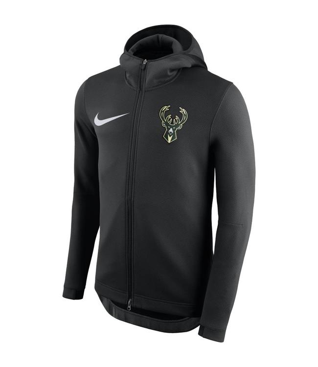 NIKE Bucks Therma Flex Showtime Hoodie