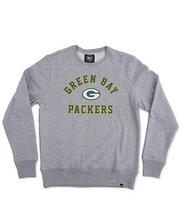 '47 BRAND PACKERS VARSITY ARCH CREWNECK