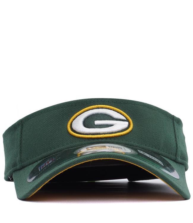 New Era Green Bay Packers On Field Visor - Dark Green  e4f52545b