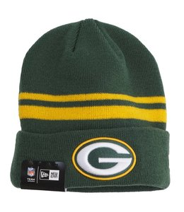 NEW ERA PACKERS CUFF KNIT BEANIE