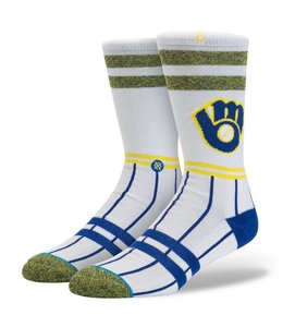 STANCE BREWERS BALL AND GLOVE SOCKS