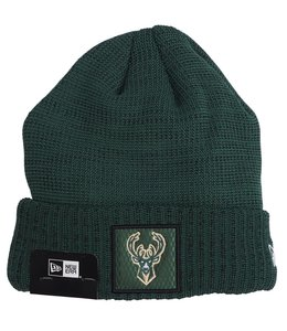 NEW ERA BUCKS ALL-STAR EMBLEM BEANIE