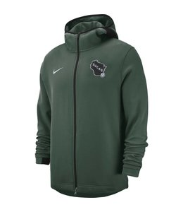 NIKE BUCKS DRI-FIT SHOWTIME HOODIE
