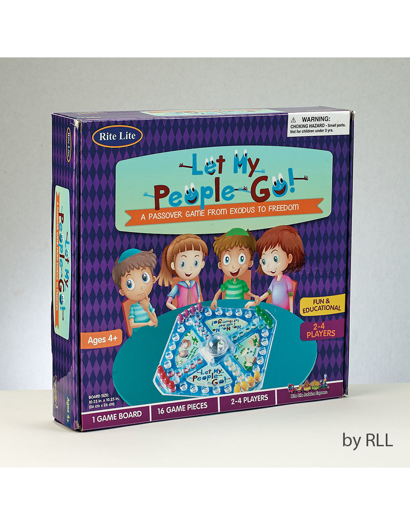 LET MY PEOPLE GO PASSOVER GAP-11