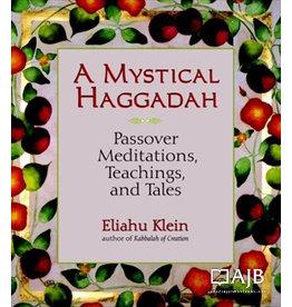 NORTH ATLANTIC BOOKS A MYSTICAL HAGGADAH PAPERBACK