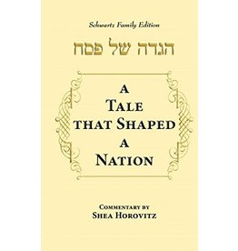 HAGGADAH - A TALE THAT SHAPED A NATION