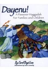 DAYENU HAGGADAH WITHOUT CD