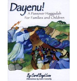 DAYENU HAGGADAH WITH CD