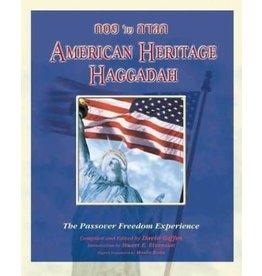 GEFEN AMERICAN HERITAGE HAGGADAH