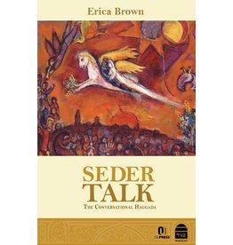 KOREN PUB SEDER TALK HAGGADAH / ERICA BROWN