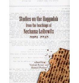 URIM PUB STUDIES ON THE HAGGADAH N. LEIBOWITZ