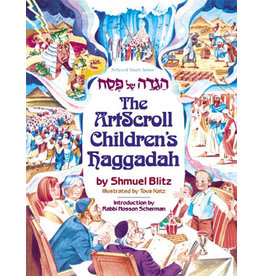 Artscroll ARTSCROLL CHILDREN'S HAGGADAH HARDCOVER