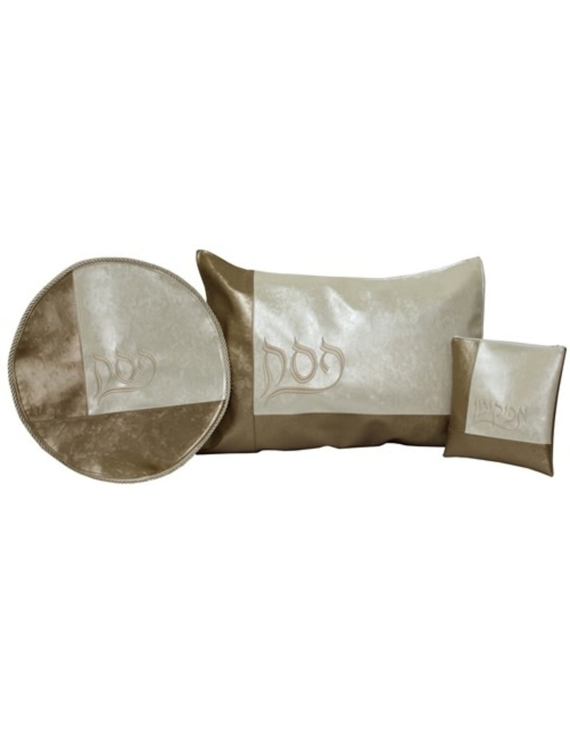 PILLOW CASE, MATZAH COVER & AFIKOMAN BAG - 3 PC SET - PS17