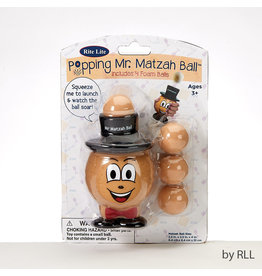 POPPING MR. MATZAH BALL TYPP-POP