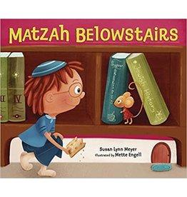 KAR-BEN LERNER MATZAH BELOWSTAIRS