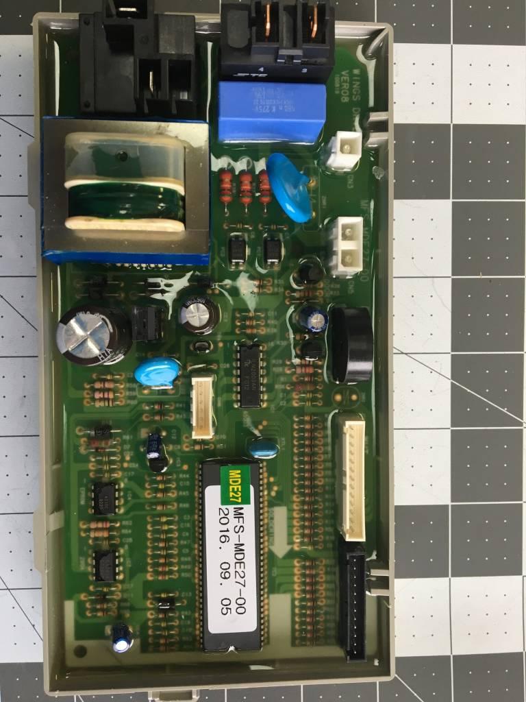 MFS-MDE27-00 Dryer Control Board Assembly