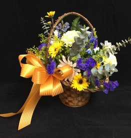 Funeral Arrangement- Standard Basket