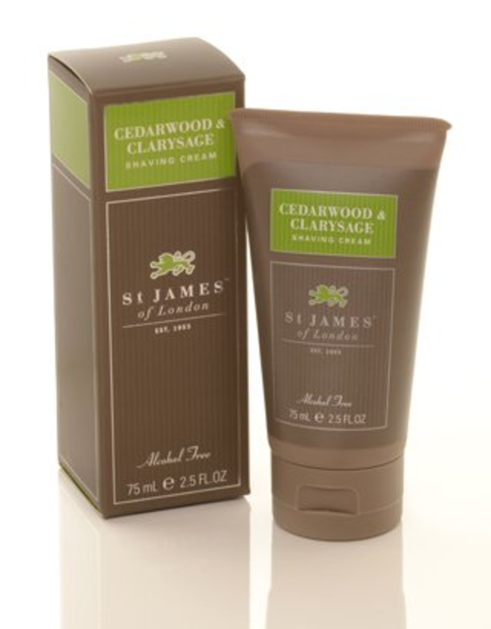 St. James Of London St. James Of London Shave Cream Tube 75g