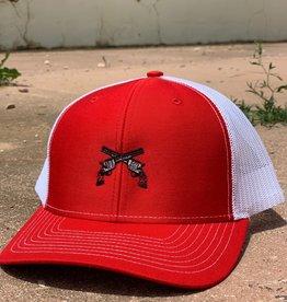 Signature Stag Richardson- Trucker Hat