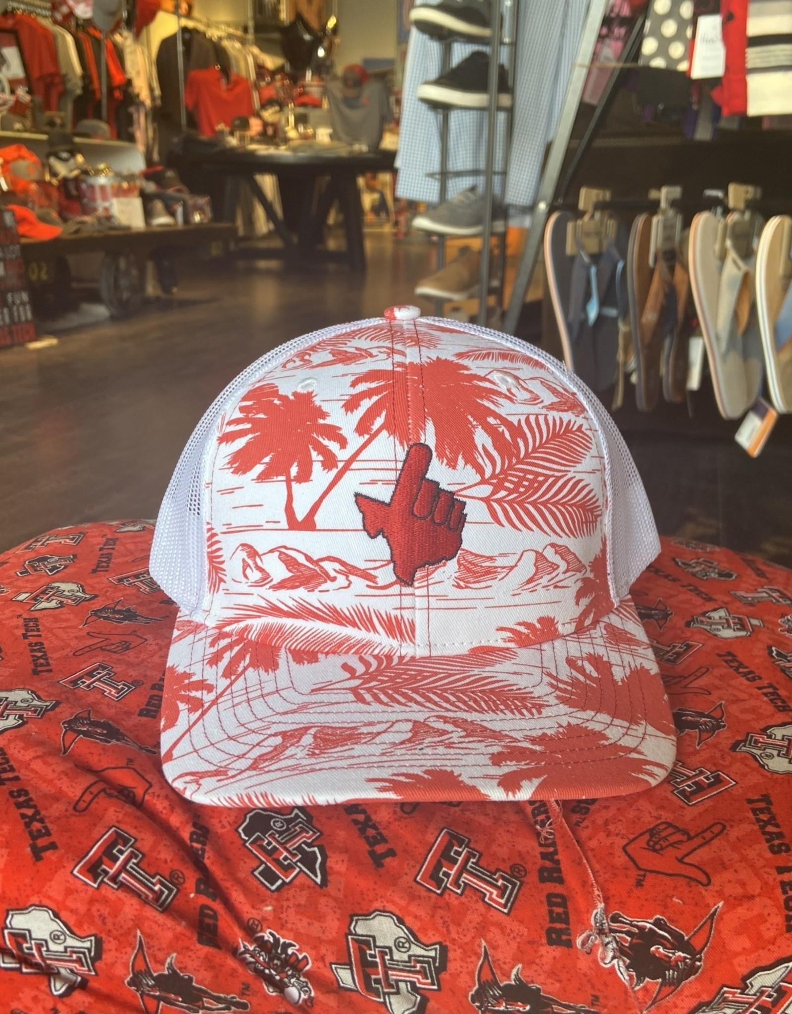 Stag GameDay Richardson 112 Hawaiian Texas Hand Hat