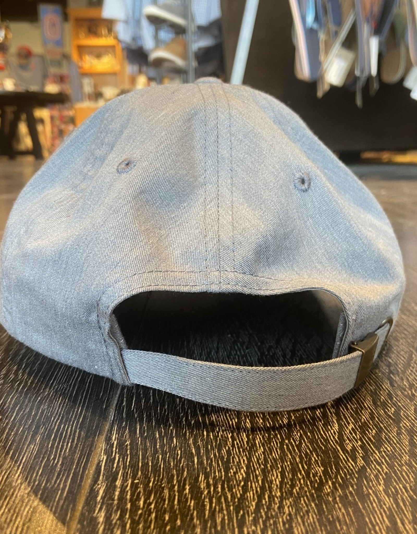 Stag GameDay Richardson 252 Light Grey Mustache