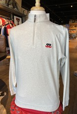 Stag GameDay Stone 1/4 Zip Pullover Mustache