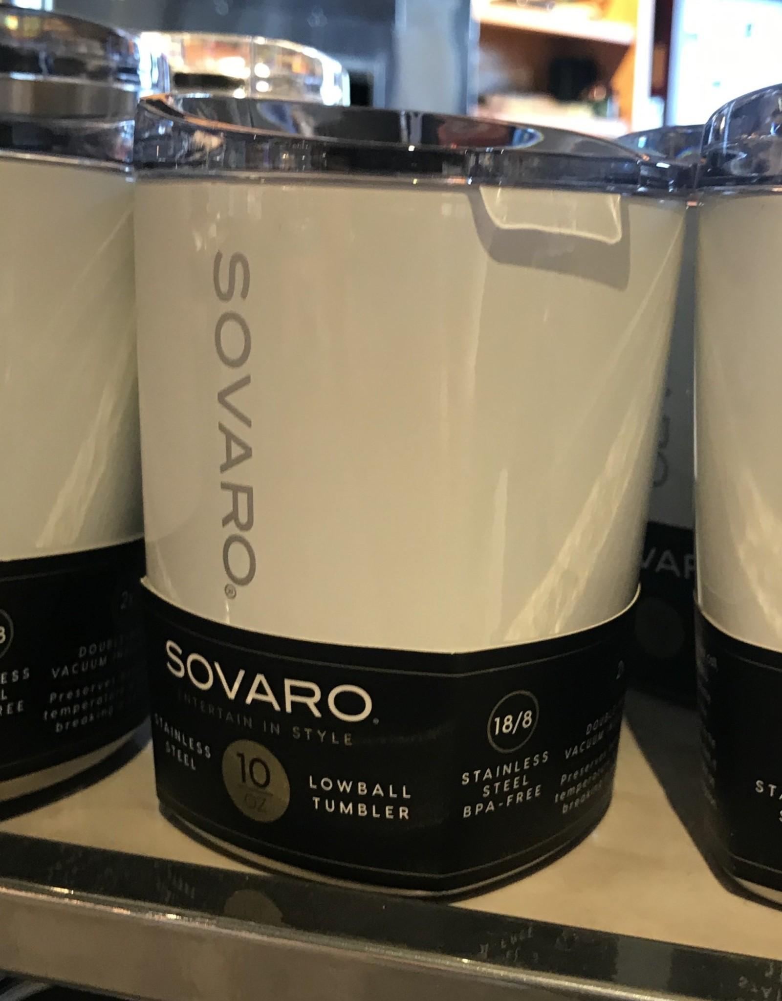Sovaro Sovaro - Lowball Tumbler White
