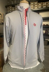 Stag GameDay Grey Full Zip Texas Hand Lining Texas State