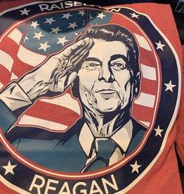 Burlebo Burlebo- S/S Red Reagan Salute