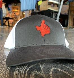 Stag GameDay Richardson 174 Black/White Texas Hand